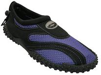 Easy USA Womens Aqua Wave Water Shoes