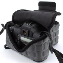 USA Gear FlexARMOR X dSLR Camera Case Holster Sleeve for