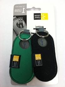 Case Logic USB Flash Drive Case 2PK  USB-202
