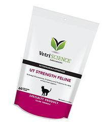Vetri-Science UT Strength Feline, 60 Bite-Sized Chews