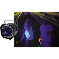 American Dj Uv Canon Blacklight Spotlight