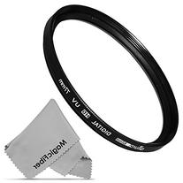 77mm Altura Photo UV Ultraviolet Lens Protection Filter for