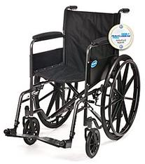 Invacare V20RLR Veranda Wheelchair 20 x 16 with Removable