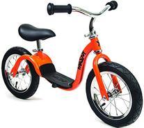 KaZAM v2s No Pedal Balance Bike, 12-Inch, Orange