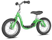 KaZAM v2s No Pedal Balance Bike, 12-Inch, Green