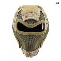 Canis Latran V7 Ultimate Steel Wire Mesh Mask DD