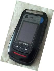 Motorola V860 Barrage Verizon Wireless MIL-SPEC Rugged 2MP