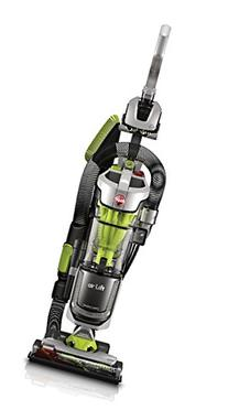 Hoover Vacuum Cleaner Air Lift Deluxe Bagless Corded Upright