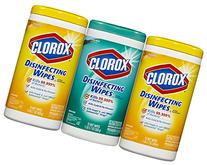 Clorox Disinfecting Wipes Value Pack, Fresh Scent and Citrus