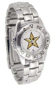 Vanderbilt Commodores Gameday Sport Ladies' Watch with a