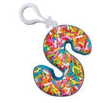 iscream Vanilla Scented Letter S Initial Squishem Backpack