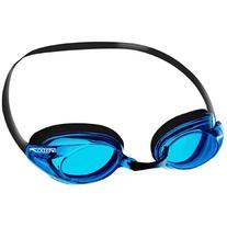 Speedo Vanquisher 1.0 Swim Goggle, Blue
