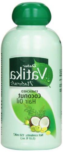 Dabur Vatika Enriched Coconut Hair Oil 150ml