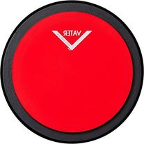 Vater VCB6S Chop Builder Single Sided Soft Practice Drum Pad