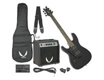 Dean Vendetta XMT Electric Guitar with Tremolo - Metallic