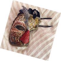 Venetian Handmade Mask, Masquerade Ball & Costume Mask,