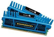Corsair CMZ16GX3M2A1600C10B Vengeance Blue 16 GB  DDR3