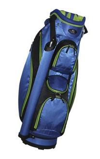 RJ Sports Venice Cart Golf Bag - Snorkel/Black