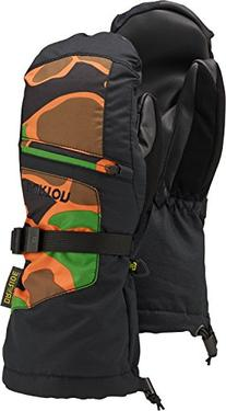 Burton Vent Mitten - Kids' Safety Duck Hunter Camo, L