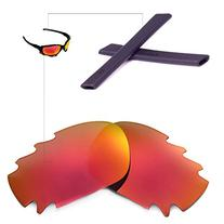 Walleva Vented Lenses And Rubber Kit For Oakley Jawbone - 11
