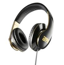 Veho VEP-020-NPNG No Proof No Glory Headphones, Black
