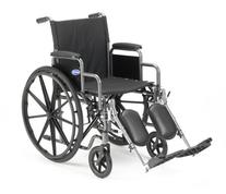 "Veranda 18"" Standard Wheelchair Arm Type: Removable Desk"