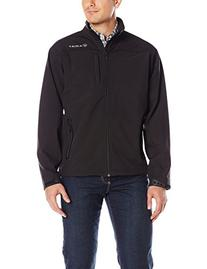 Ariat Men's Vernon Softshell Jacket, Black, XX-Large