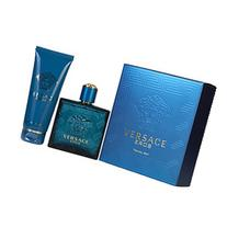 VERSACE EROS by Gianni Versace SET-EDT SPRAY 3.4 OZ & SHOWER