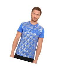 Versace Jeans - EB3GOA724  Men's T Shirt