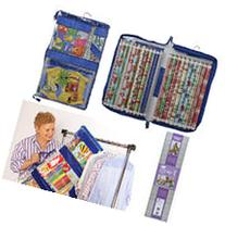 Wrap iT Original Vertical Hanging Gift Wrap Storage