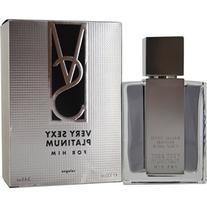 Victoria's Secret Cologne Spray, Very Sexy Platinum, 3.4