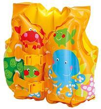 Vest Swim Fun Fish 2-4yr Child
