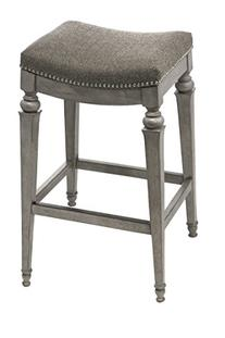 Hillsdale 5606-830 Vetrina Backless Non-Swivel Bar Stool
