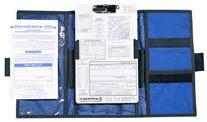 Jeppesen VFR Tri-fold Kneeboard with Clipboard JS626003