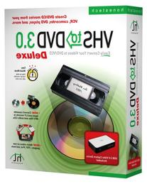 VHS To DVD 3.0 Deluxe