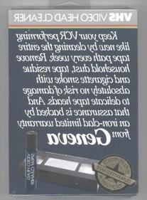 Geneva VHS Video Head Cleaner VCR-130