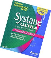 Systane Vials Eye Drops, 60 Count