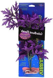 Vibran-Sea Amazon Butterfly Leaf Silk-Style Aquarium Plant,