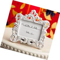 Victorian Baroque Style Place Card Frame