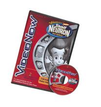 VideoNow Black and White Player Disc: EP 106 Jimmy Neutron