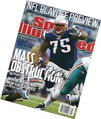 Vince Wilfork New England Patriots Autographed January, 10th