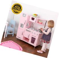Vintage Play Kitchen - Pink