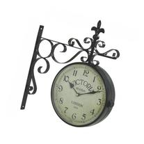 Vintage Victoria Station Railway Station Clock London -