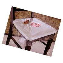 LAMINET Vinyl Chair Protectors, Clear, 26X253/4-Inch, Fits