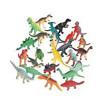 Fun Express Vinyl Mini Dinosaurs - 72 Count
