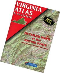 Virginia: Atlas and Gazetteer