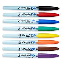 EXPO Vis-A-Vis Wet-Erase Overhead Transparency Markers, Fine