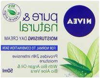 Nivea Visage Pure & Natural Day Cream for Normal /