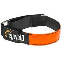 LED High Visibility Flashing Safety Armband Cycling Jogging