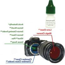 VisibleDust VDust Plus Formula liquid sensor cleaning